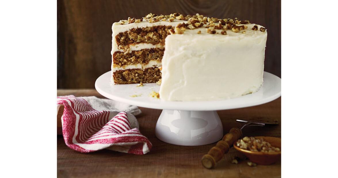 Black Walnut Hummingbird Cake | Our State Magazine