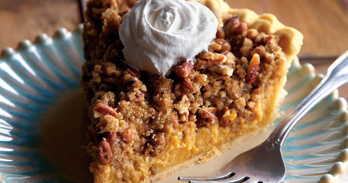 Sweet Potato Casserole Pie Recipe