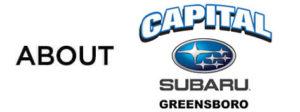 Capital Subaru of Greensboro Thule Giveaway