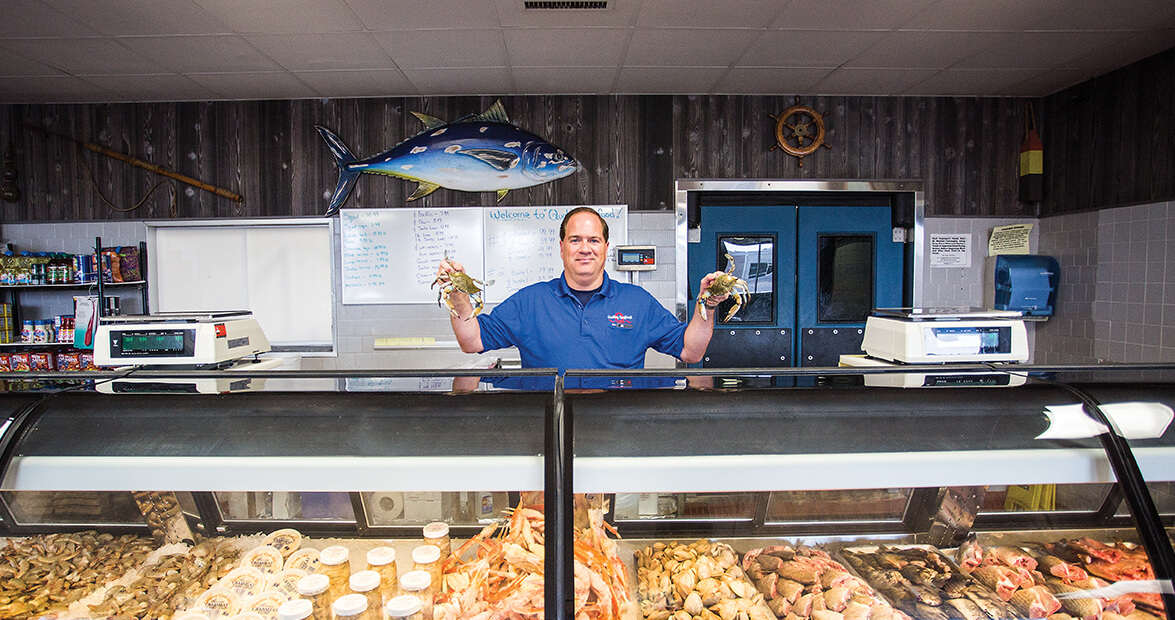 20 Fresh Seafood Markets Across NC