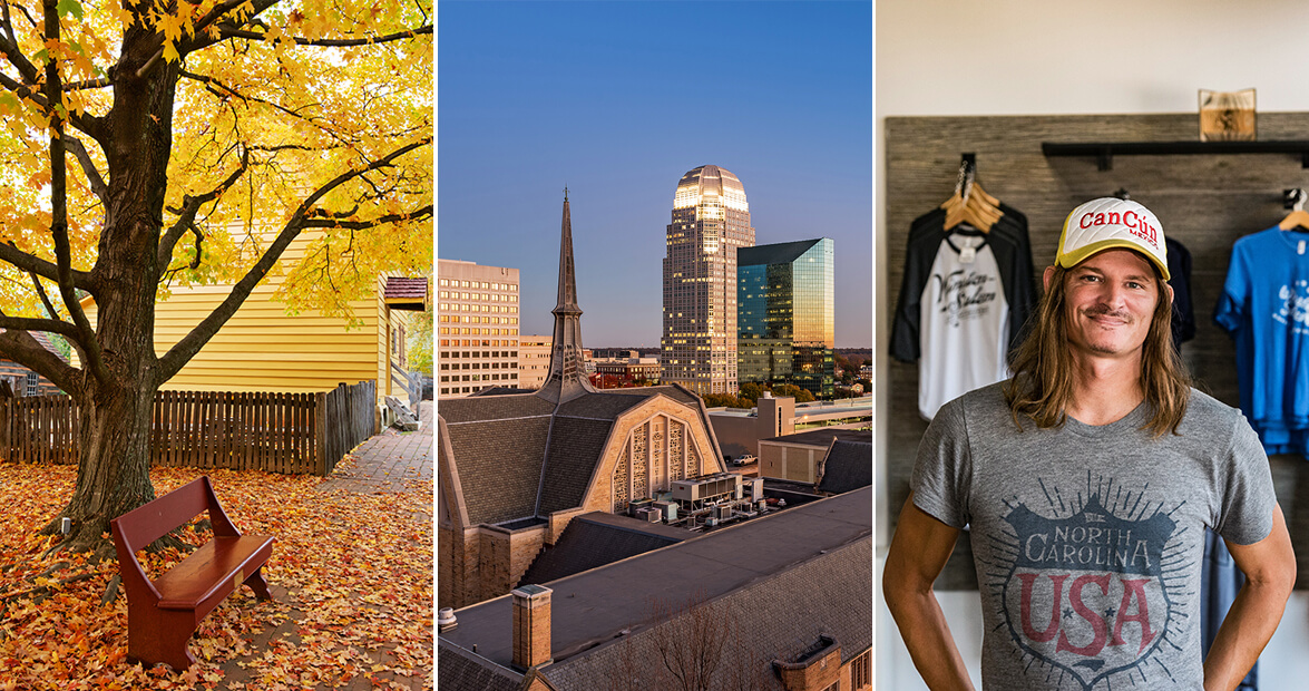 Like a Local: Winston-Salem