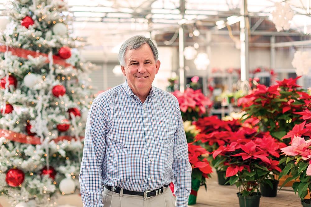 Deck Your Halls With New Garden Landscaping Nursery In
