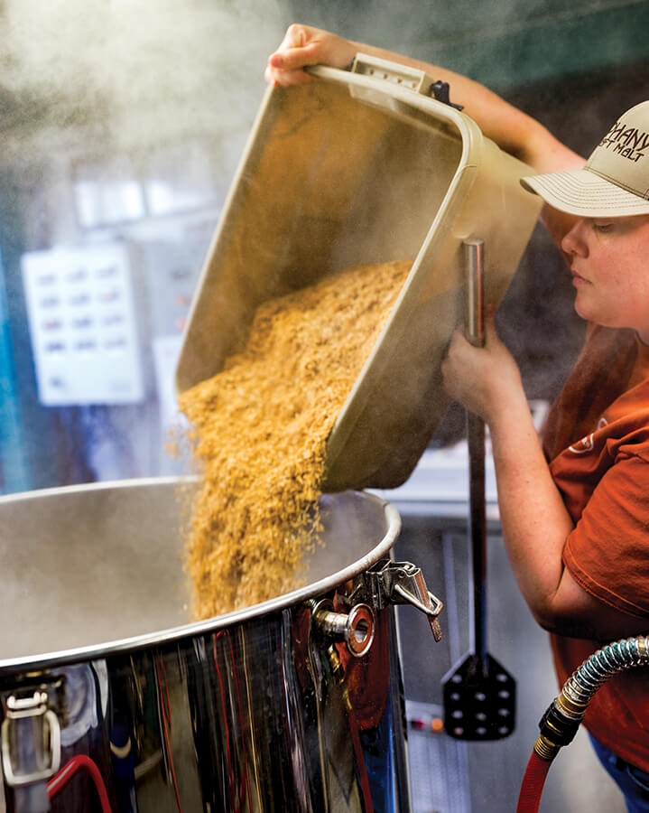 Tar River Draws Visitors to Rocky Mount's Brew Hub