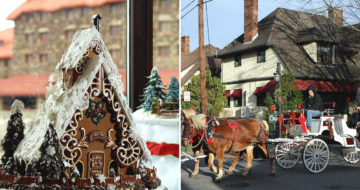 10 Holiday Events in Western NC