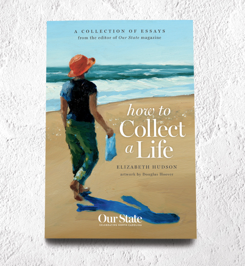 How to collect a life column book elizabeth hudson