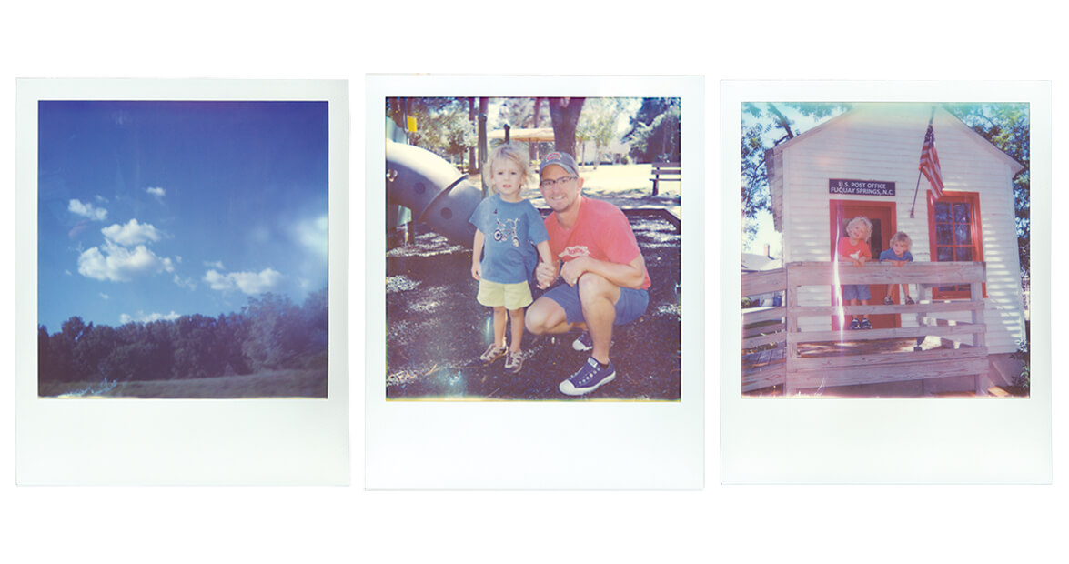 A Lesson in Patience from a Polaroid Camera