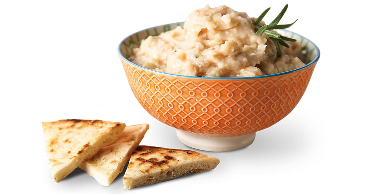White Bean and Rosemary Dip Recipe