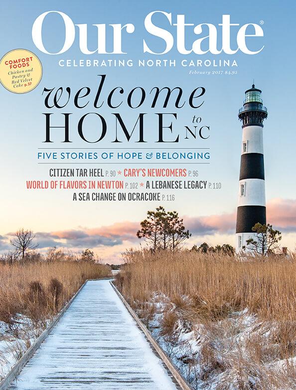 February 2017 cover