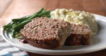 Glazed Meat Loaf Recipe