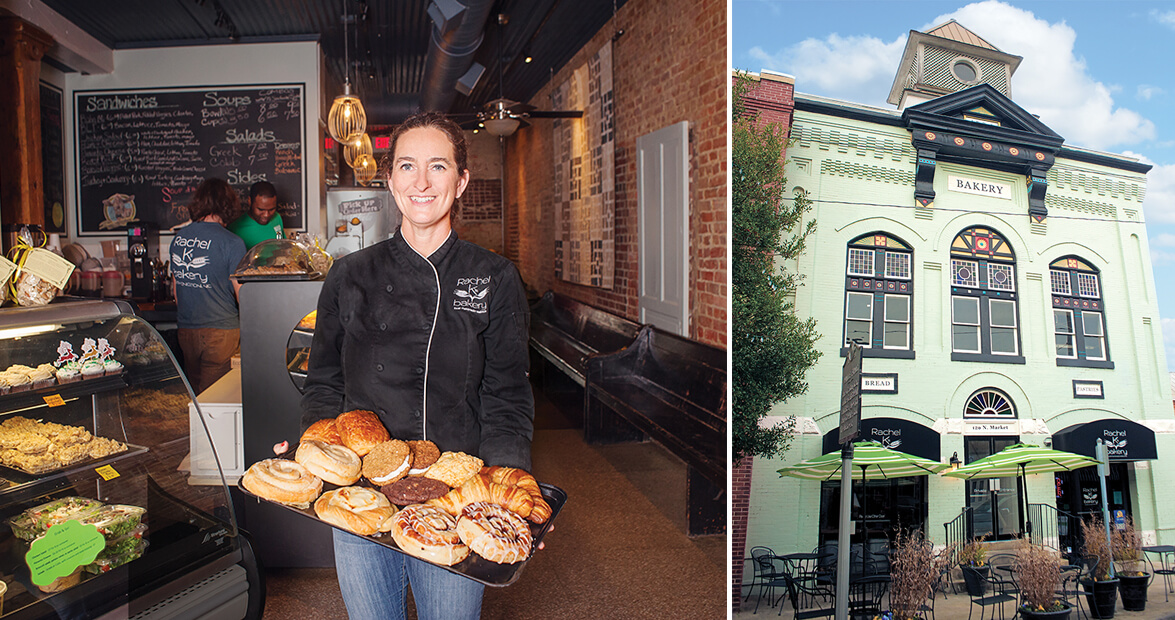 Rachel K's Bakery in Washington is Built on Tradition