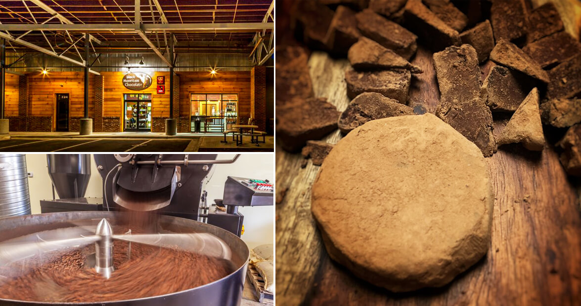 Best-Kept Secrets in the Triad: Black Mountain Chocolate Factory