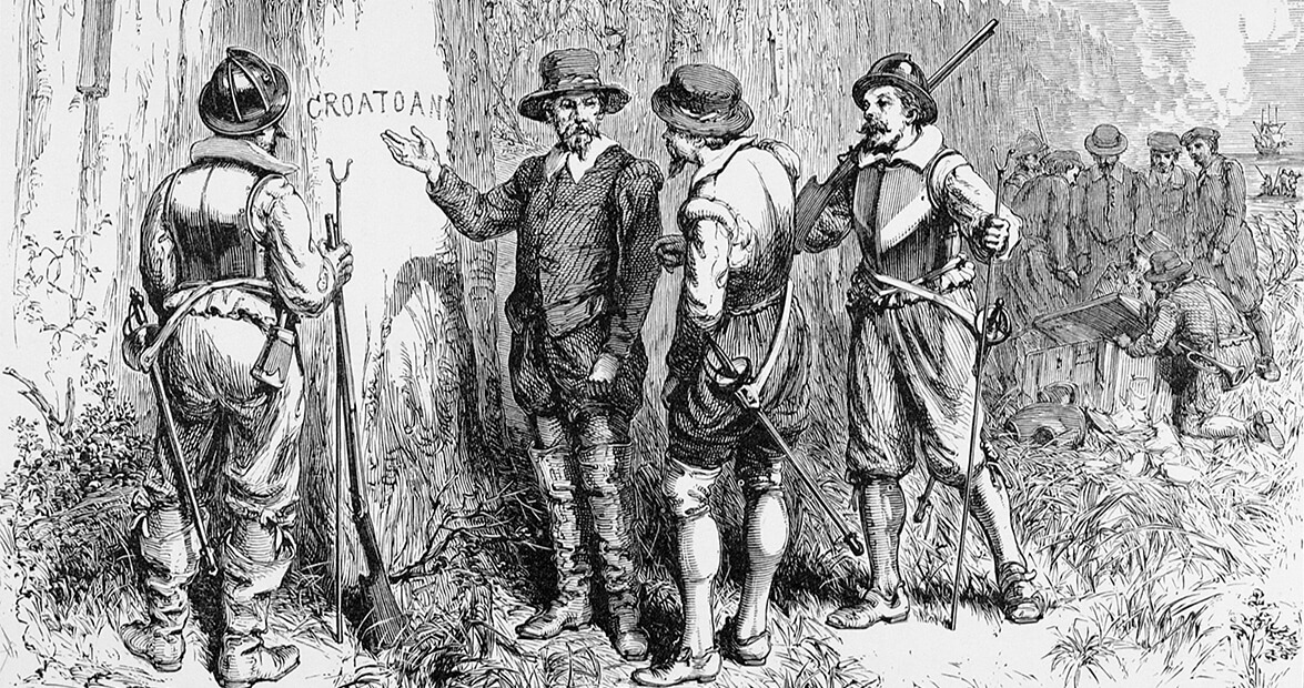 Edging Closer to Answers: The Lost Colony