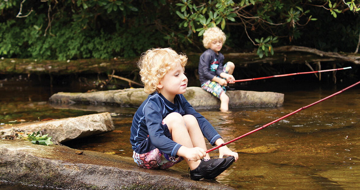 Family Tradition: Fishing for Adventure