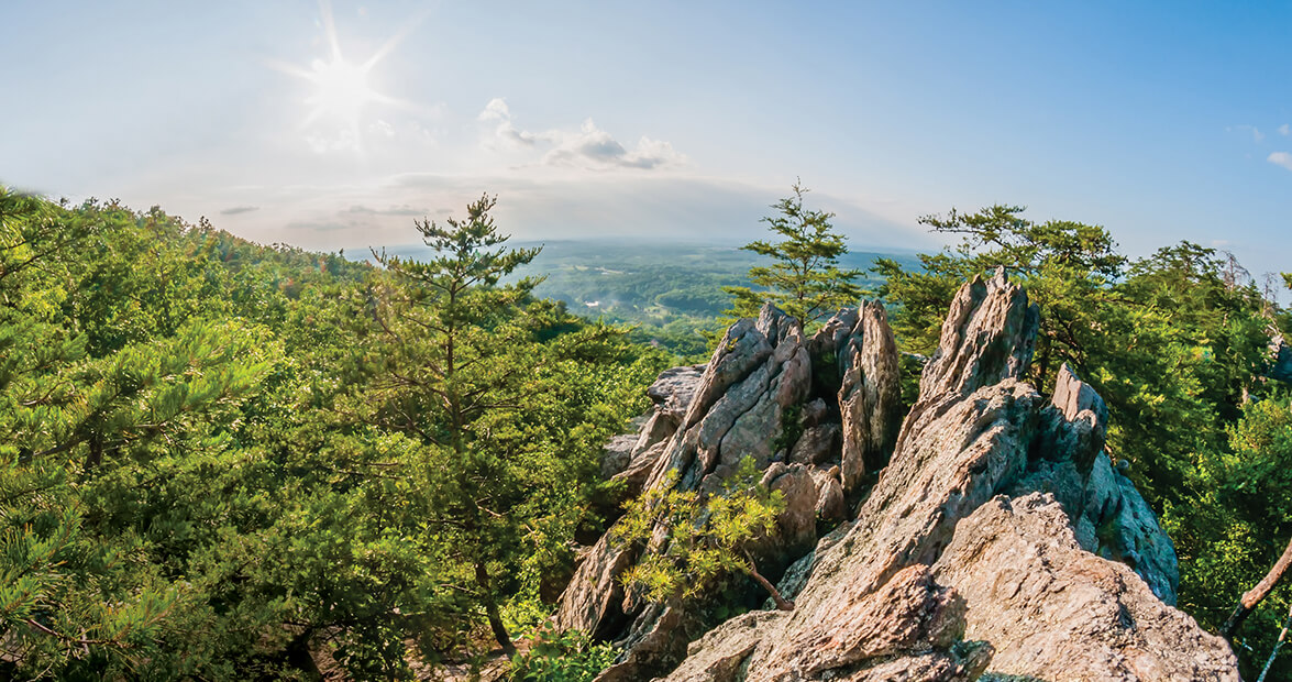 How a Group of Students Saved Crowders Mountain