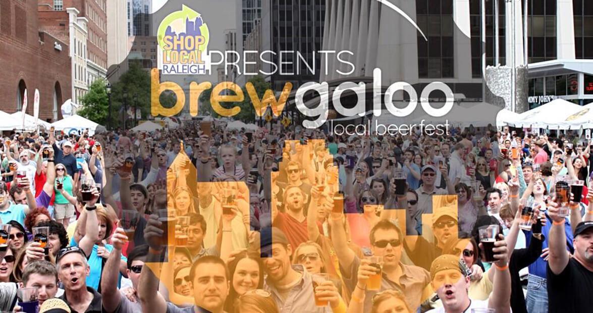 Raleigh Brewgaloo Getaway