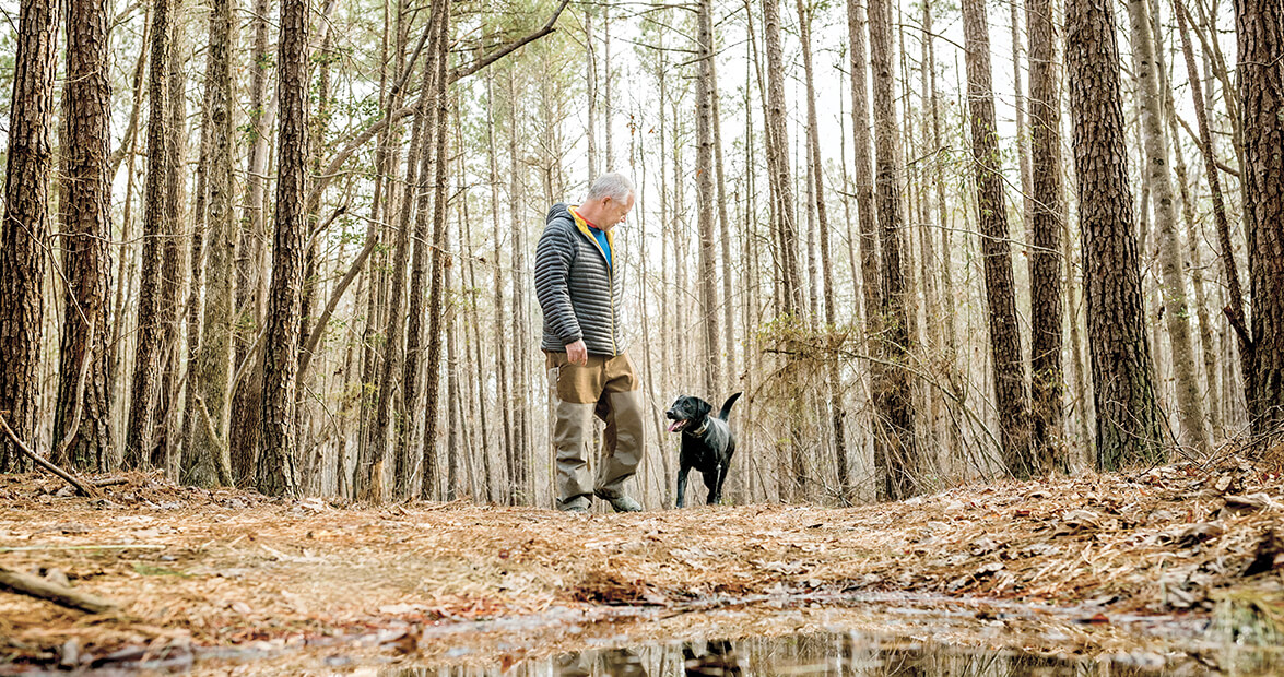 Ramblin' Man: Life Off the Leash With a Canine Companion