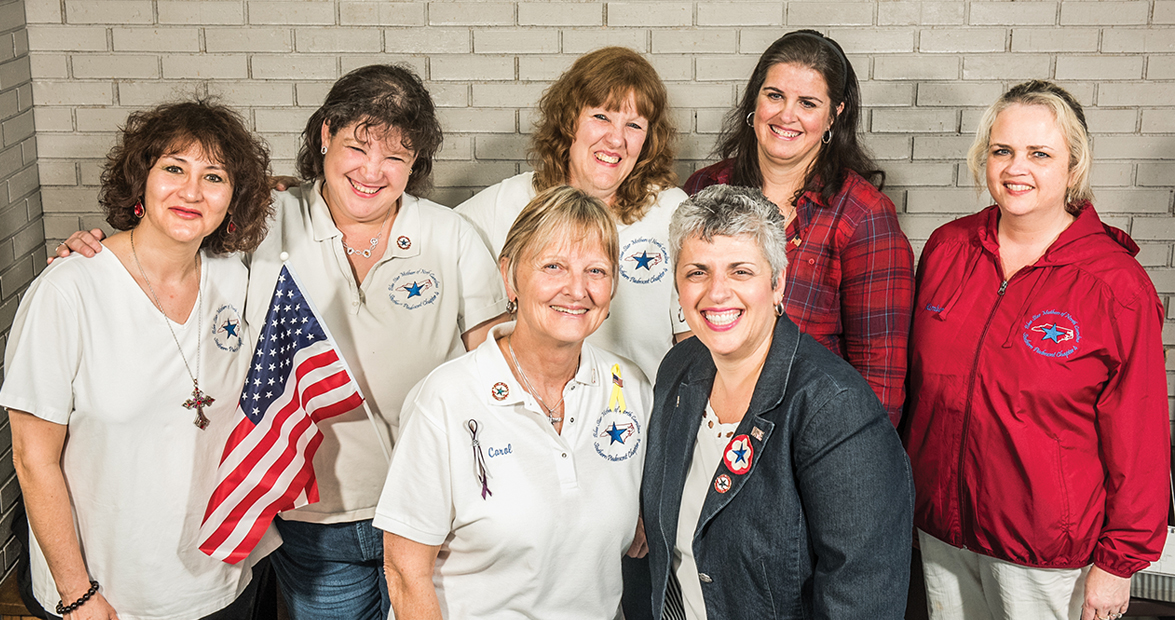 The Blue Star Mothers of North Carolina Share a Powerful Bond