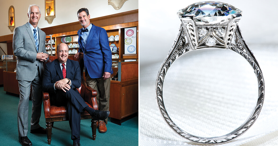 Meet the Diamond Guys of Schiffman's Jewelers