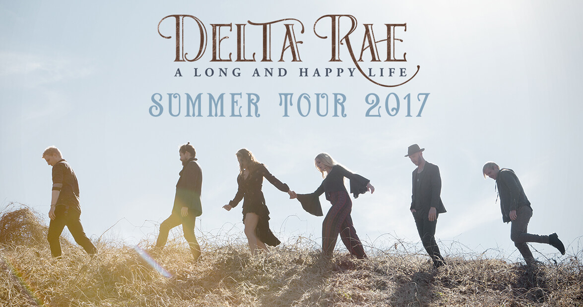 Q&A: Delta Rae's Summer 2017 Tour Has a Special Perk for Teachers