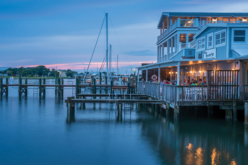 Photo Essay: Exploring Beaufort on Two Wheels