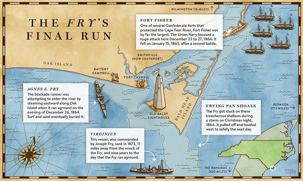 The Agnes E. Fry's Last Voyage