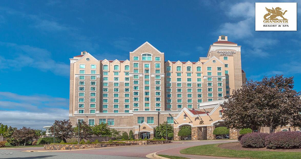 Couples Getaway to Grandover Resort & Spa in Greensboro