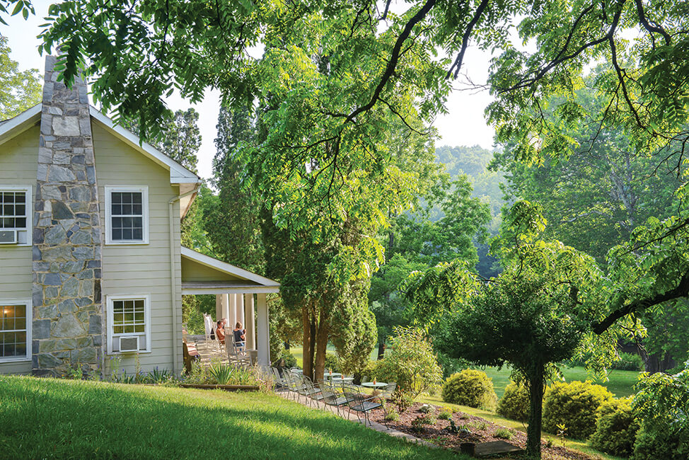 Enjoy Tranquility at the River House Inn