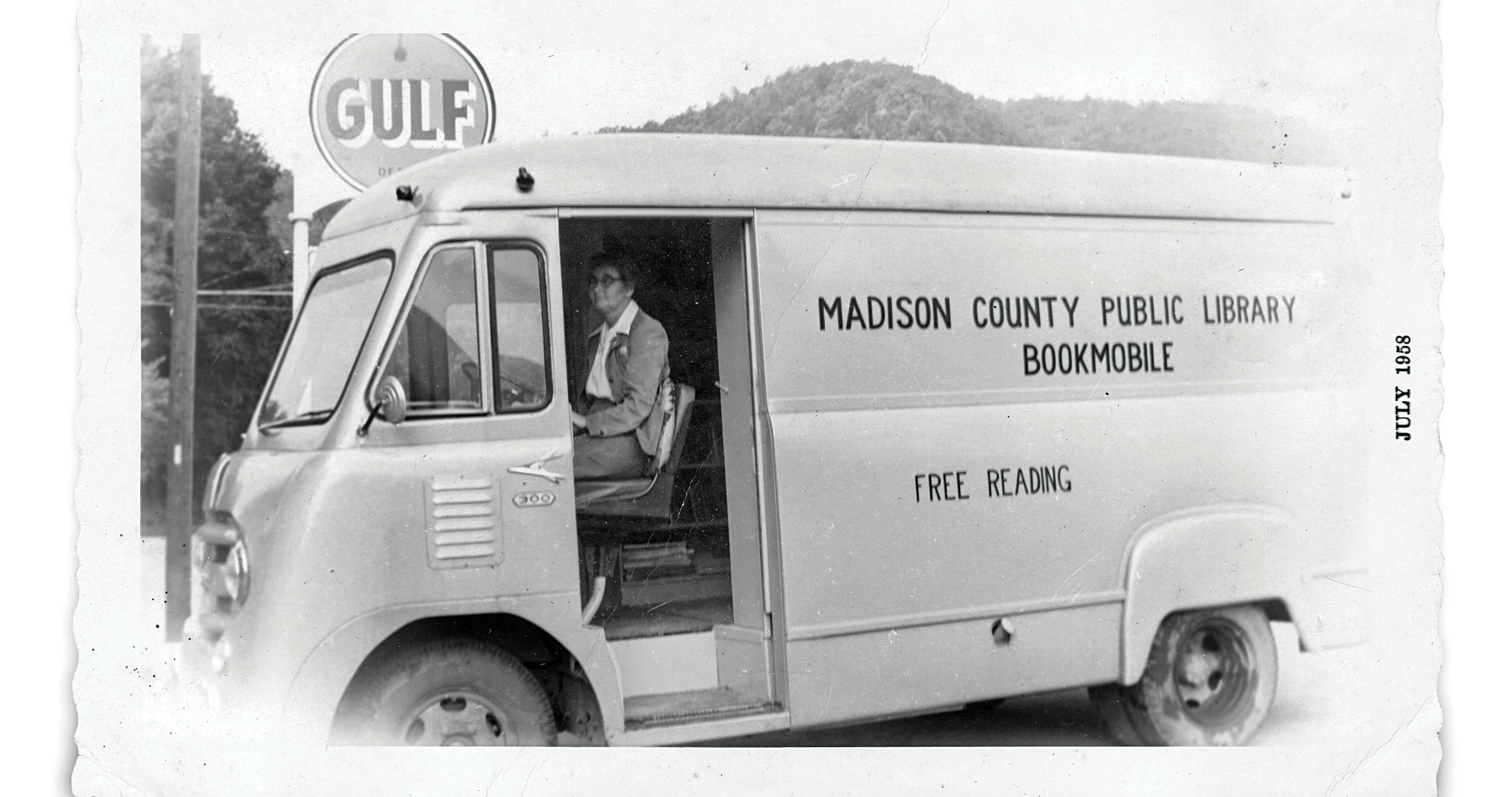 Madisons Central Library Today Heres >> Tales Of A Traveling Library Our State Magazine