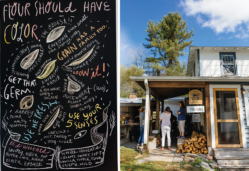 Smoke Got In My Eyes At Madisons Owen >> Smoke Signals Bakery In Marshall Our State Magazine
