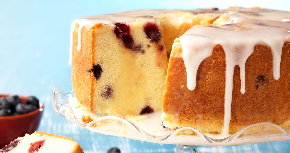 Blueberry Pound Cake Our State Magazine