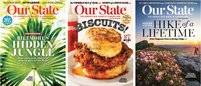 The History of <em>Our State</em> | Our State Magazine