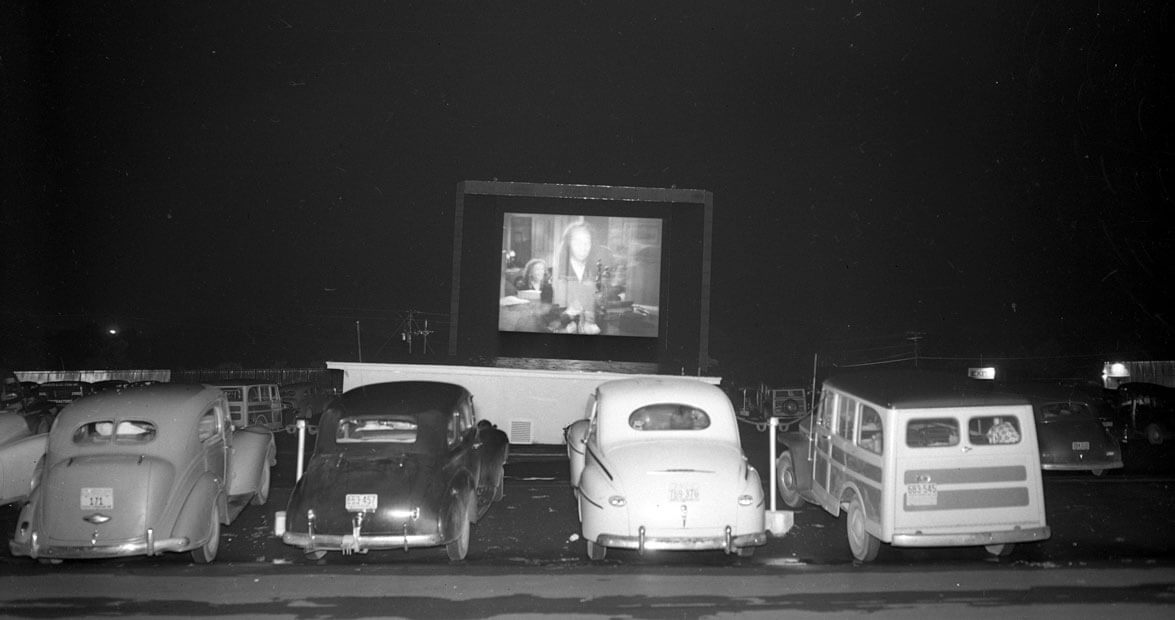 The 1950s At The Drive In Our State