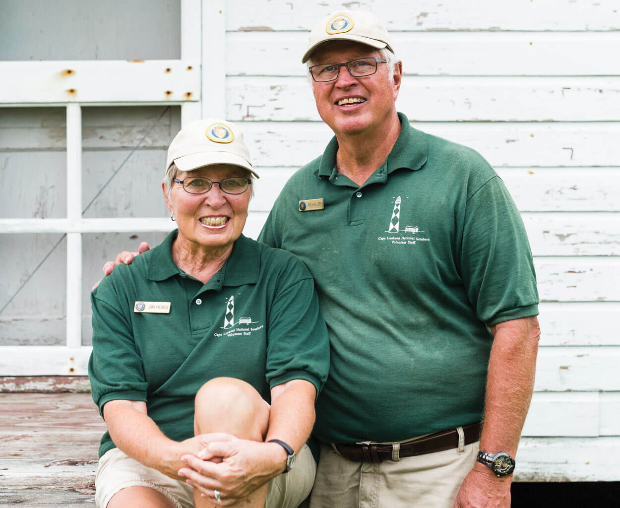 Keepers of the Cape Lookout Lighthouse | Our State Magazine