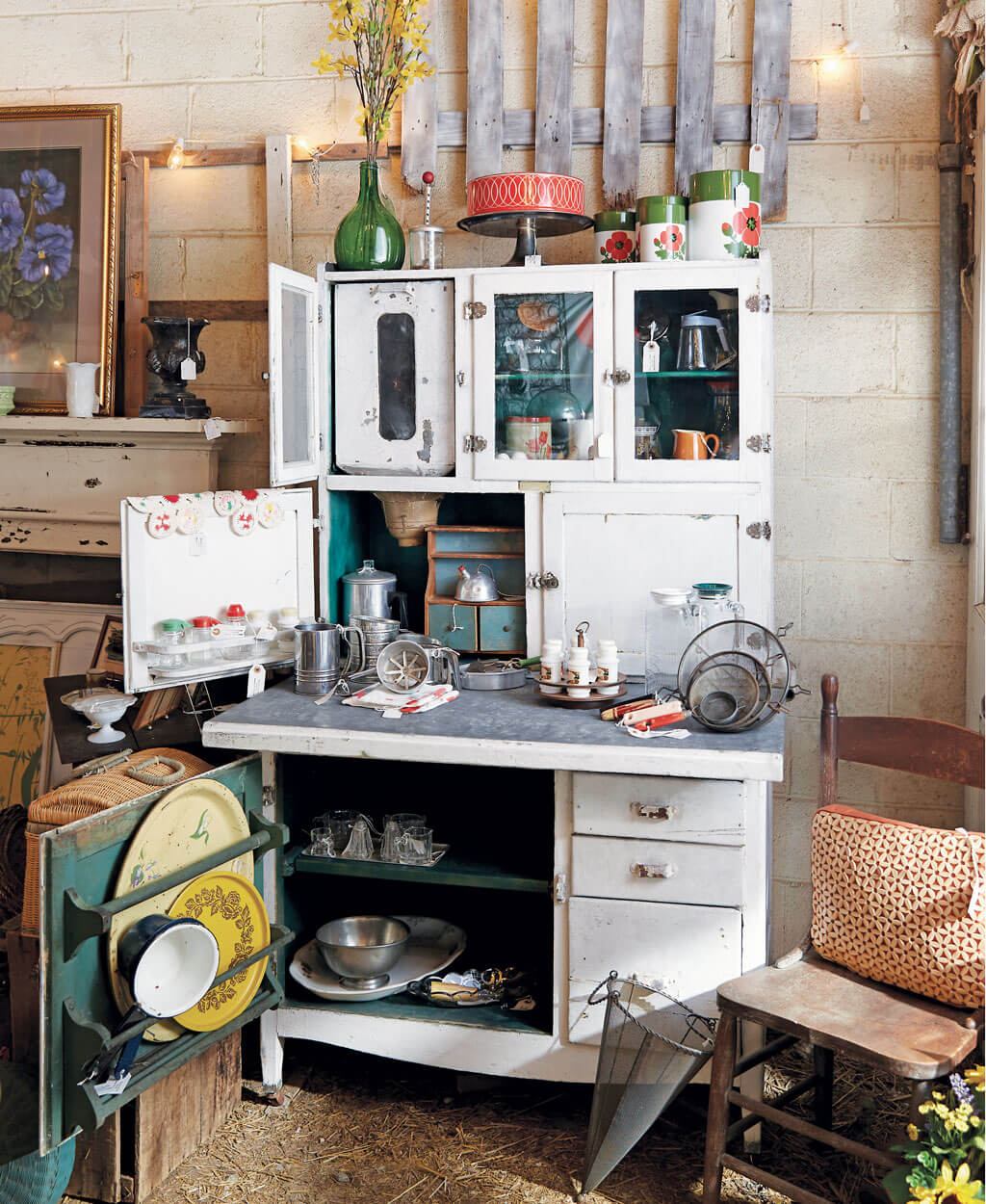 Upcycled & Down-Home | Our State Magazine