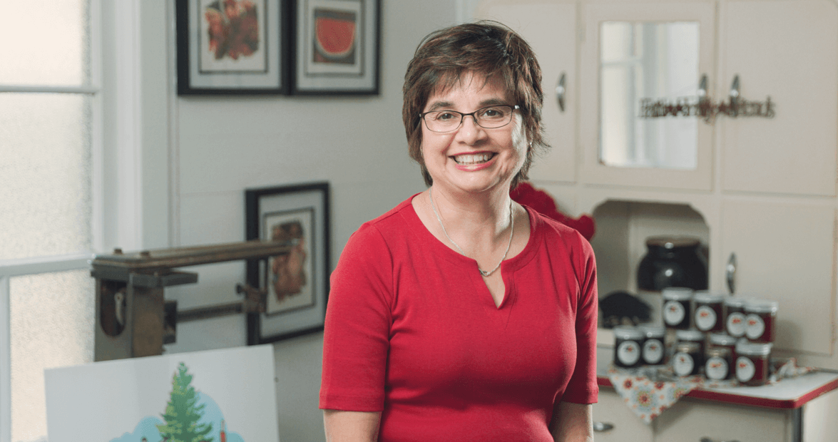 Meet the Maker: Mrs. Ruth's Jams   Our State Magazine